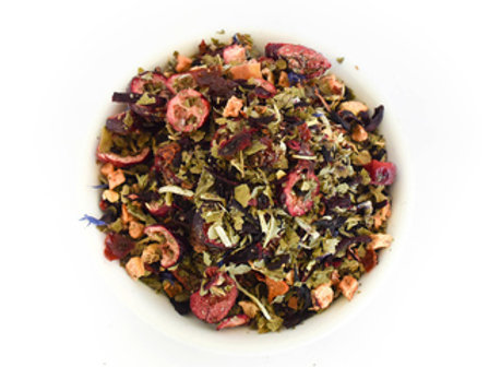 Spicy Plum Herbal Tea 3 oz bag