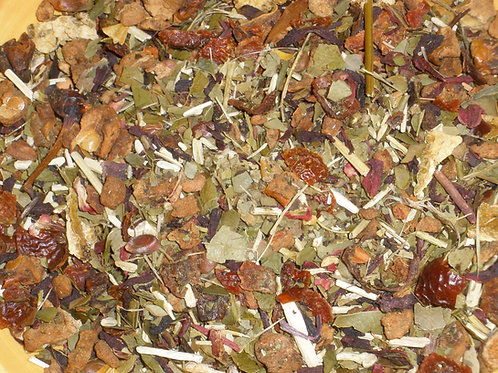 Relaxing Blend Organic Herbal Infusion  3 oz bag
