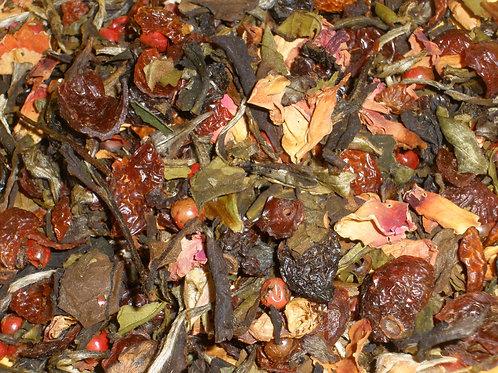Cranberry Harvest Fruit Infused Tea  1 oz bag