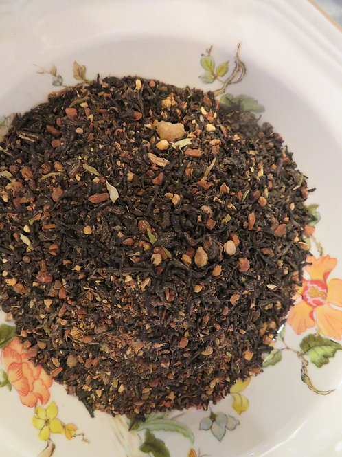 Lake Geneva's Original Black Chai 1 oz bag