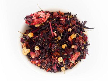 Strawberry Fields Herbal Tea 1 oz bag