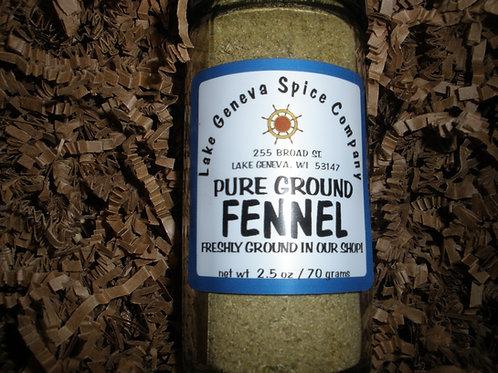 Fennel Ground