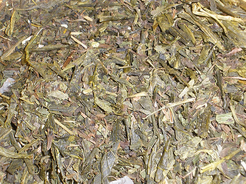 Pan-Fired Green Tea  3 oz bag