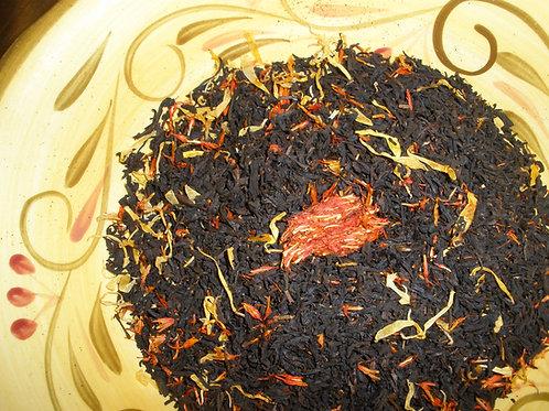 Apricot Confetti Black Tea  3 oz bag