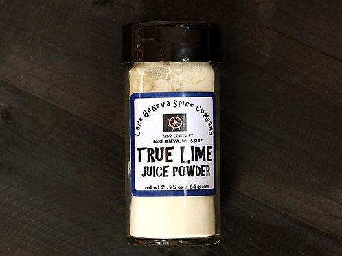 True Lime Juice Powder