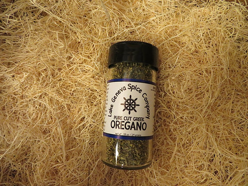 Oregano Greek Cut