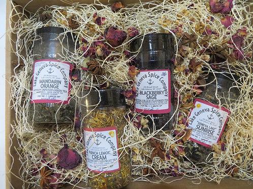 Gourmet Selection Tea Gift Box