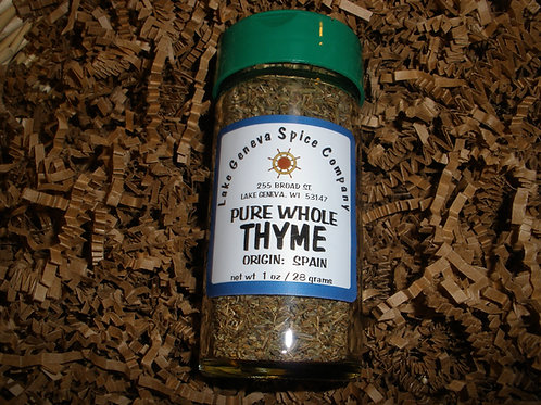 Thyme Cut