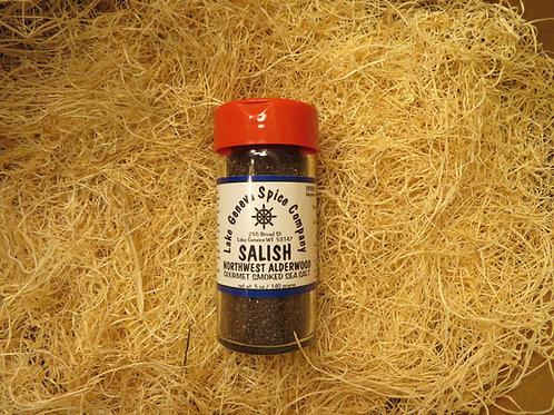 Salish Northwestt Alderwood Smoked Fine Sea Salt