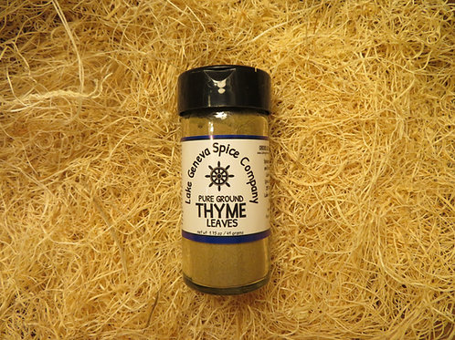Thyme Ground