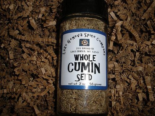 Cumin Whole Seed