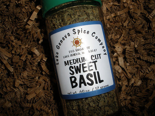 Basil Sweet Cut