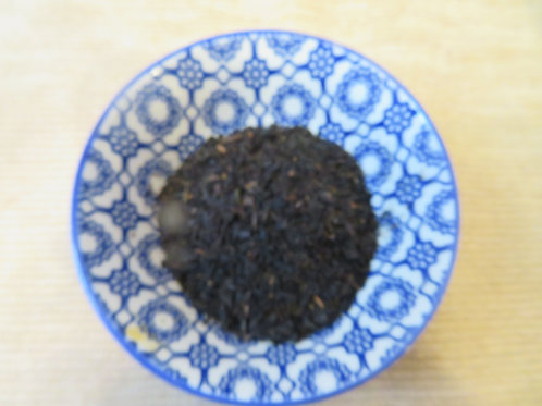 Decaffeinated English Breakfast Tea  3 oz bag