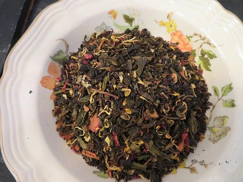 Dragonfruit White & Green Tea Blend  1 oz bag