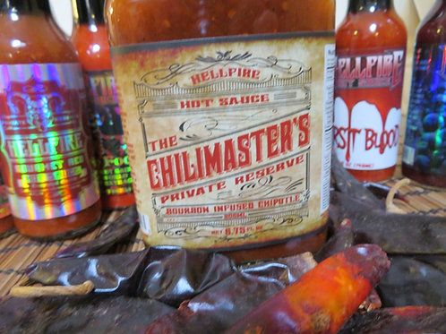 Hellfire The Chilimaster's Private Reserve