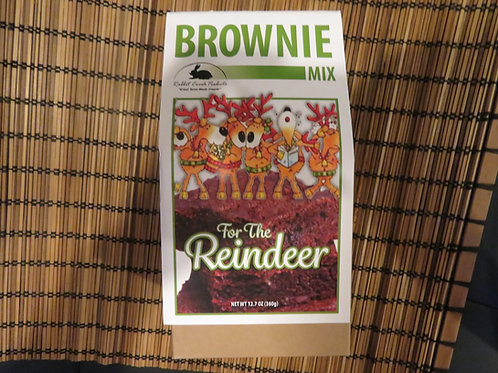For The Reindeer Brownie Mix