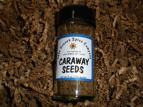 Caraway Whole Seed