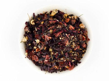 Blueberry Rose Herbal Tea 1 oz bag