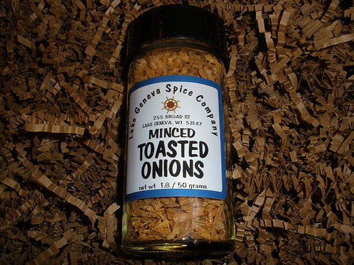 Onions Minced Toasted