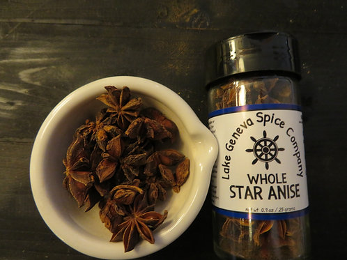 Anise Whole Star