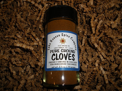 Cloves Ground
