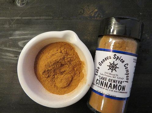 Cinnamon Lake Geneva Blend