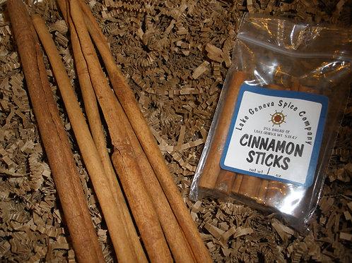 "Cinnamon Sticks, 2"""