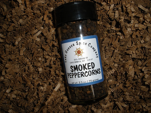 Peppercorns Smoked Whole
