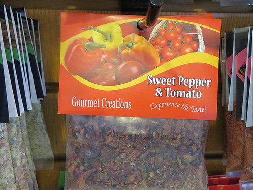 Sweet Pepper & Tomato