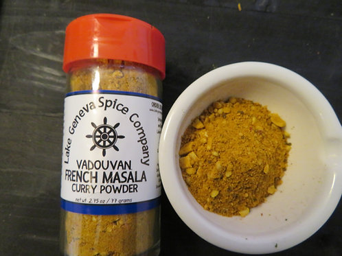 Vadouvan French Masala Curry Powder