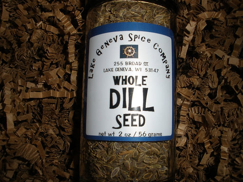 Dill Whole Seed