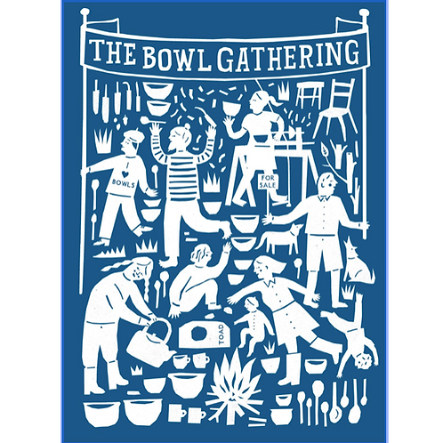Bowl Gathering T Shirt