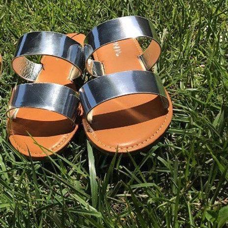 Sliver Sandals