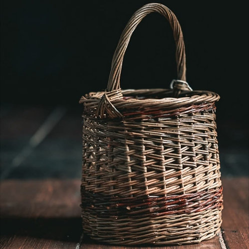 Willow Basket Weaving with Jo Anne Bolton
