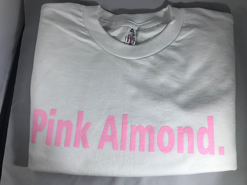Pink Almond Tee