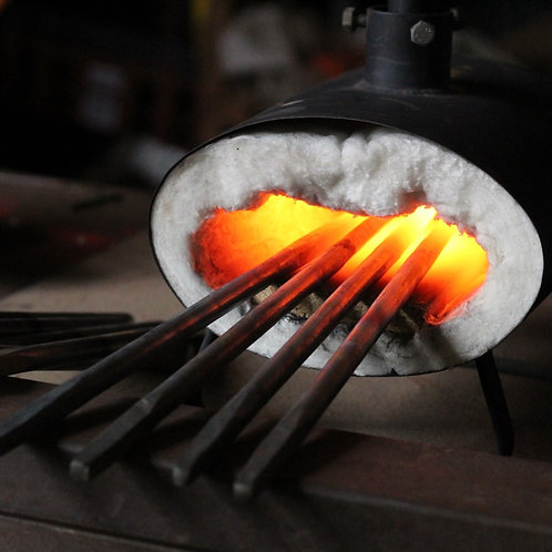9th - 11th August - Bowl Turning and Hook Tool Forging