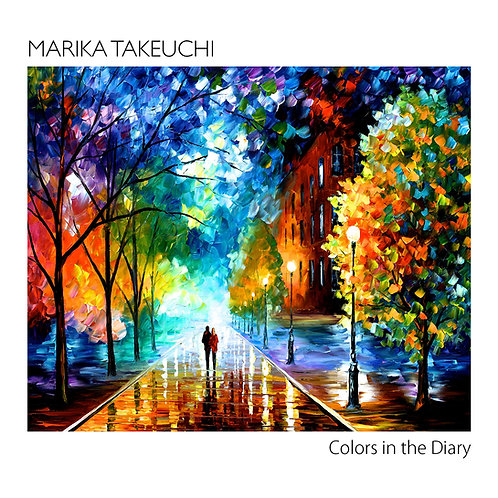 Colors in the Diary CD