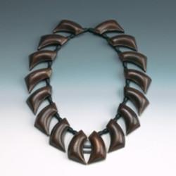 Copper Pod Necklace