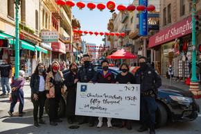 CHINATOWN WALK April 2021