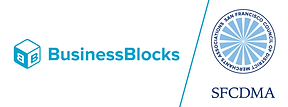 Business Blocks logo and SFCDMA logo