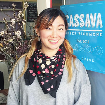 SFCDMA Secretary Yuka Ioroi