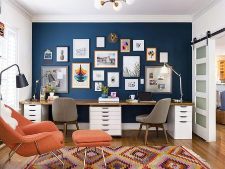 How to revamp your working from home space