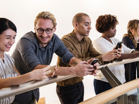 Use Social Learning to create positive business culture