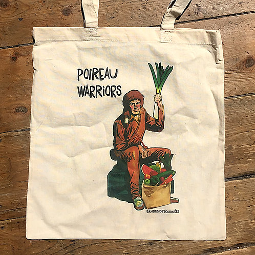 Tote Bag Poireau Warriors