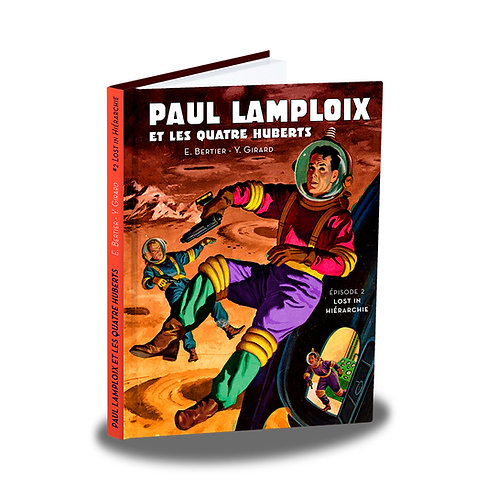 Paul Lamploix tome 2