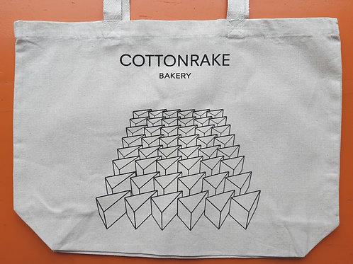 Cottonrake Canvas Tote Bag
