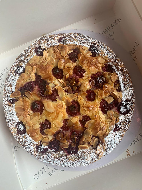 Frangipane Tart with Seasonal Fruits