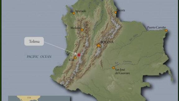 Colombia - Fair Trade Organic