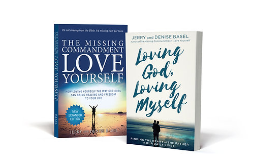 COMBO: THE MISSING COMMANDMENT (2018 ed.) plus LOVING GOD, LOVING MYSELF