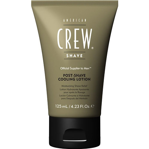 AMERICAN CREW - Post Shave Cooling Lotion - 125ml